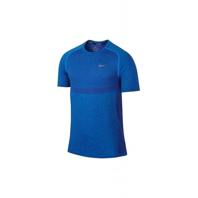 Nike - Dri Fit Knit SS - 717758-458