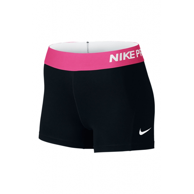 Nike - W Pro 3 Cool Short - 725443-013