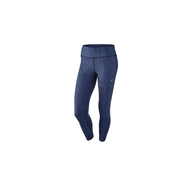 Nike - Nike Zen Epic Run Crop Pants - Women's-Moonshadow-L