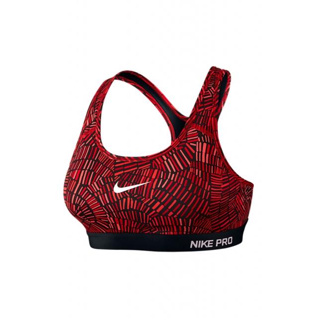 Nike - W Clsc Pad Tidl Mlt Bra - 726935-657