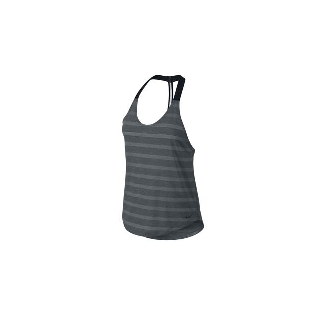 Nike - Nike Elastika Elevate Tank - Women's-Grey-L