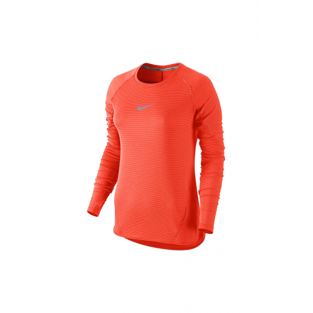 Nike - W  Dri Fit AeroReact LS - 686957-671