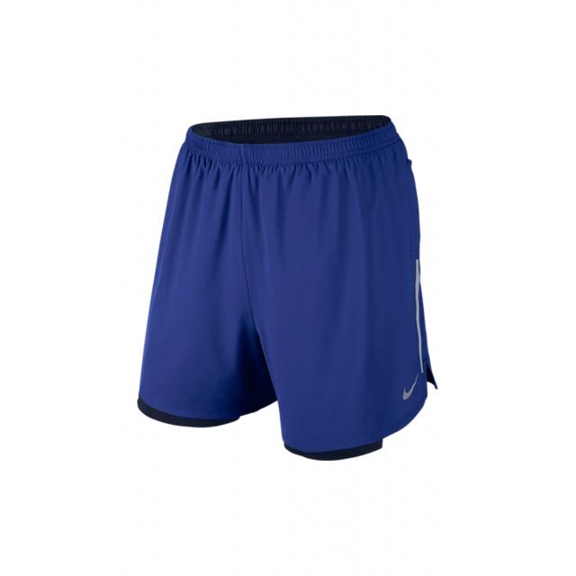 Nike - 5 Phenom 2 In 1 Short - 683215-455