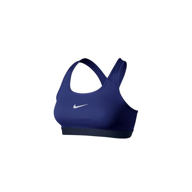 Nike - Nike Pro Bra - Women's-Blurple-L
