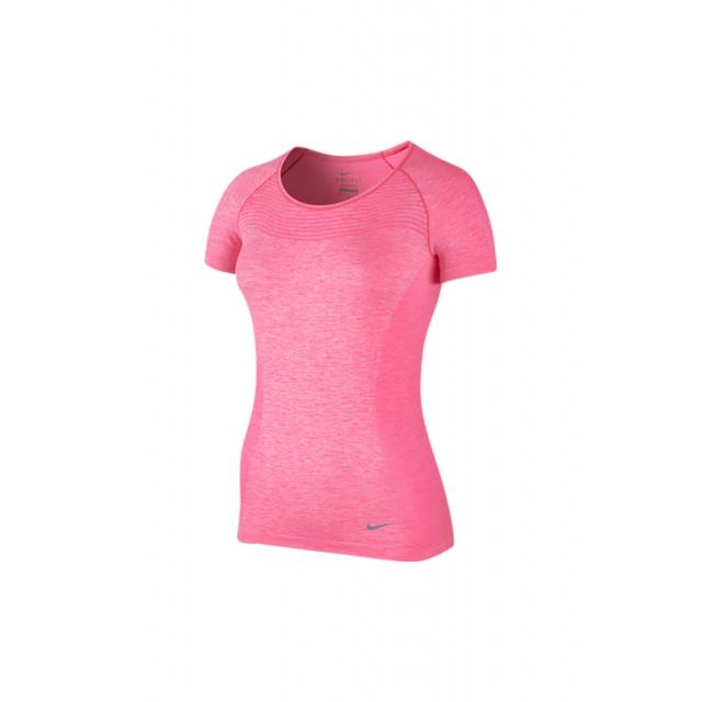 Nike - W Dri Fit Knit SS - 718569-639