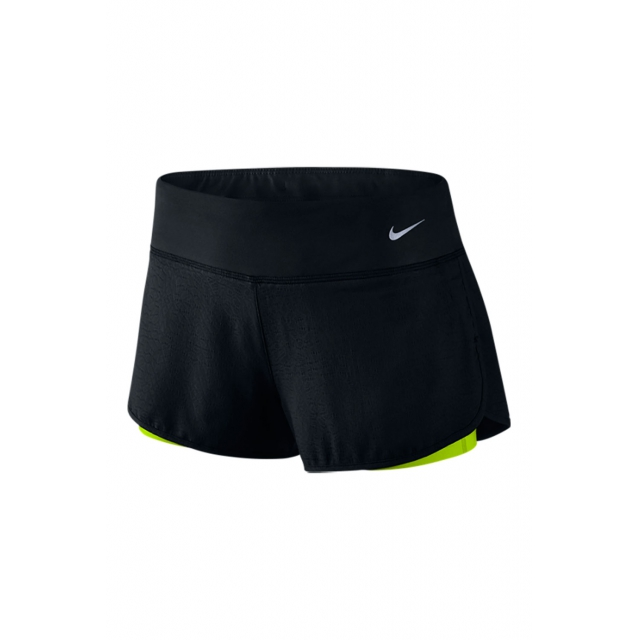 Nike - W 3 Rival Jacq 2in1 Short - 719757-011