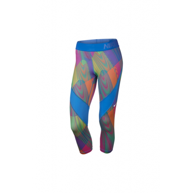 Nike - W Pro Hypercool Frqu Capri - 725475-435
