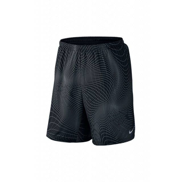 Nike - 7 Distance Printed Short - 717966-011