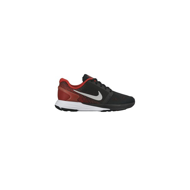 Nike - Lunarglide 7 - Boy's-Black/Black-4