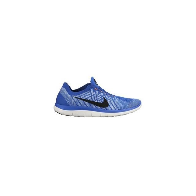 Nike - Free 4.0 Flyknit Shoe - Women's-Galaxy/Midnight-8.5