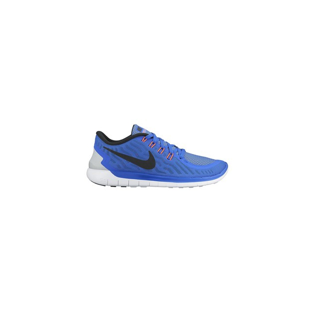 Nike - Free 5.0 Shoes - Women's-Royal/Midnight Navy-9