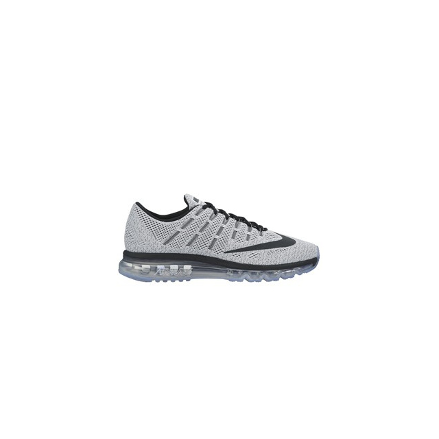 Nike - Air Max 2016 Running Shoe - Men's-Charcoal-7
