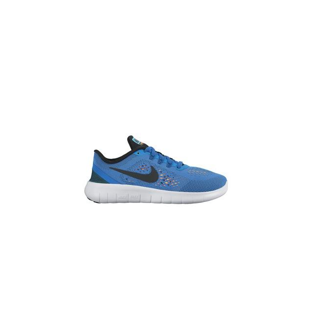 Nike - Free RN - Boy's-Royal-4