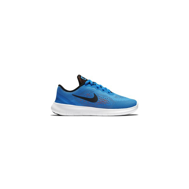 Nike - Free RN - Boy's-Royal-13