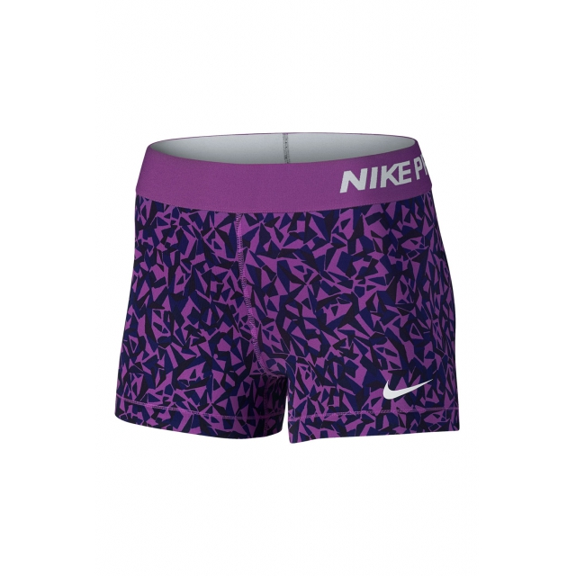 Nike - W 3 Cool Short Facet - 777492-556