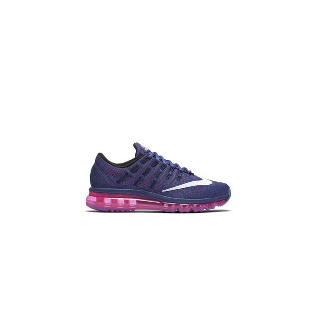 Nike - Air Max 2016 - Women's-Dark Purple Dust/Pink Pow-9