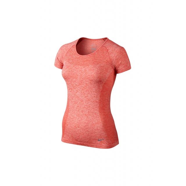 Nike - W Dri Fit Knit SS - 718569-696