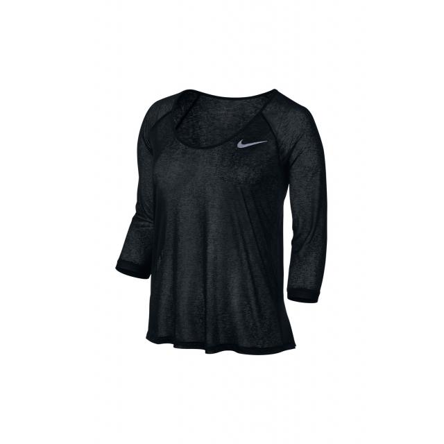 Nike - W DF CB 3/4 SLV - 719872-010