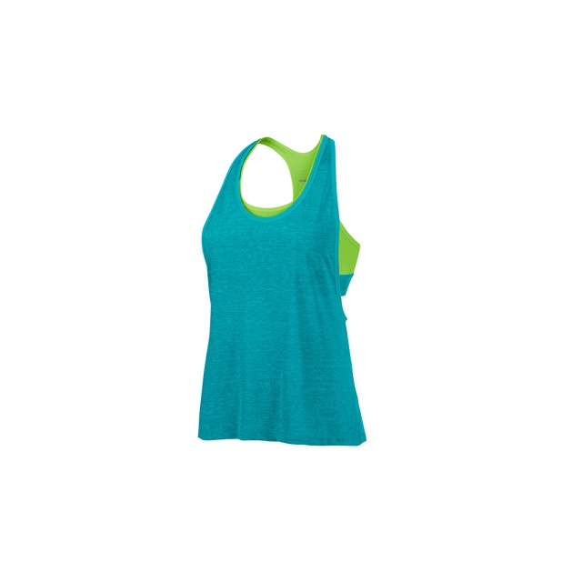 Nike - Pro Inside Loose Tank - Women's-Bluegill-S
