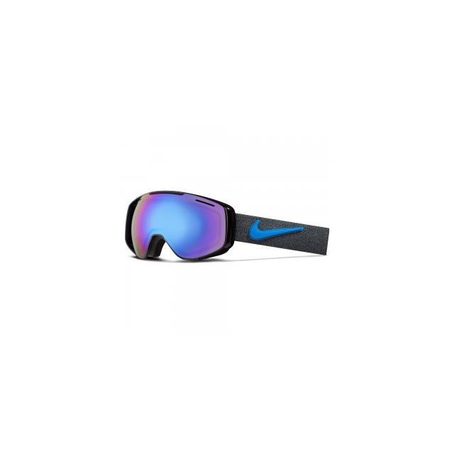 Nike - Khyber Ski Goggle, Anthracite/Light Photo Blue