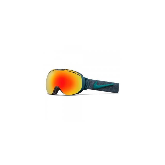 Nike - Command Ski Goggle, Tortoise/Rio Teal