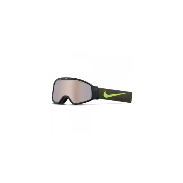 Nike - Mazot Snow Goggle Adults', Black/Volt