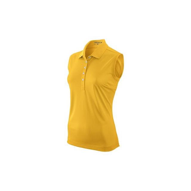 Nike - Nike Womens LSU Tech Pique Sleeveless