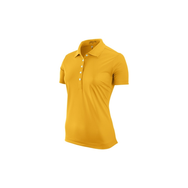 Nike - Nike Womens LSU Tech Pique Polo
