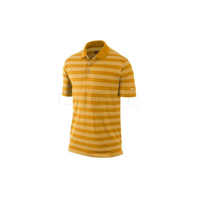 Nike - Nike Mens LSU Tech Core Stripe Polo