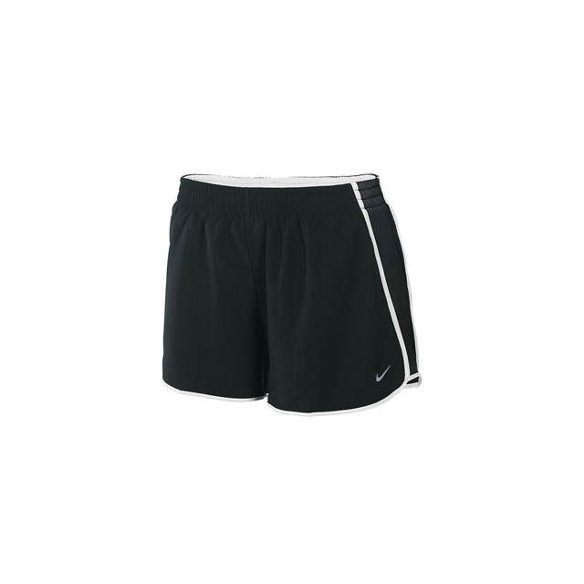 Nike - Dri-FIT Pacer Running Short - Women's-Black/White-L