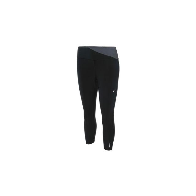 Nike - Twisty Crop Pant - Women's-Black-S