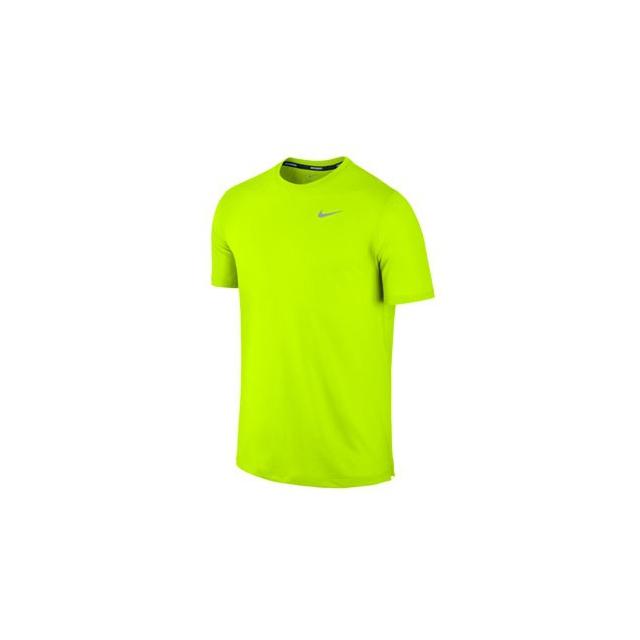 Nike - Tailwind Crew Shirt - Men's-Black-M