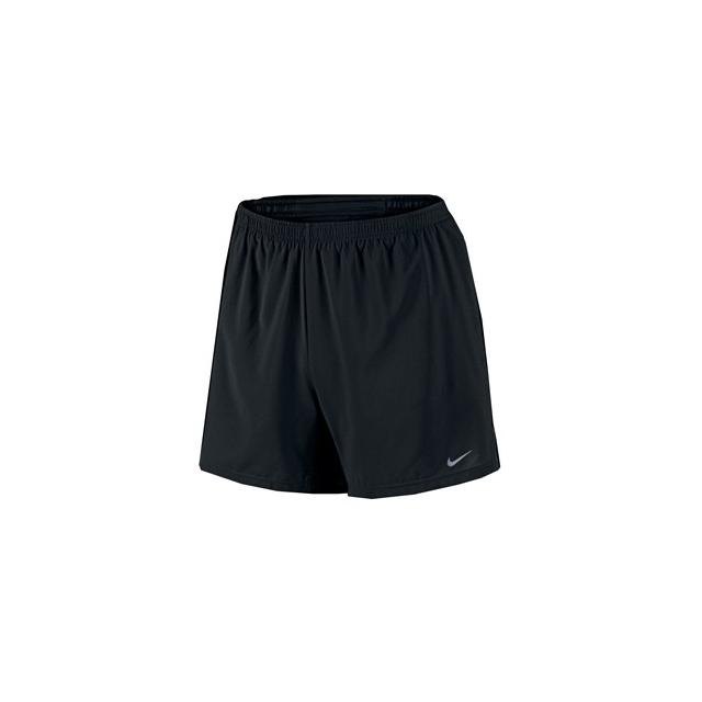 Nike - 5in. Distance Shorts - Men's-Black-XL