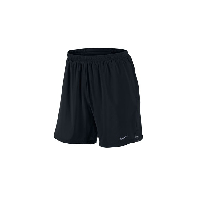 Nike - 7in. Distant Shorts - Men's-Black-XL