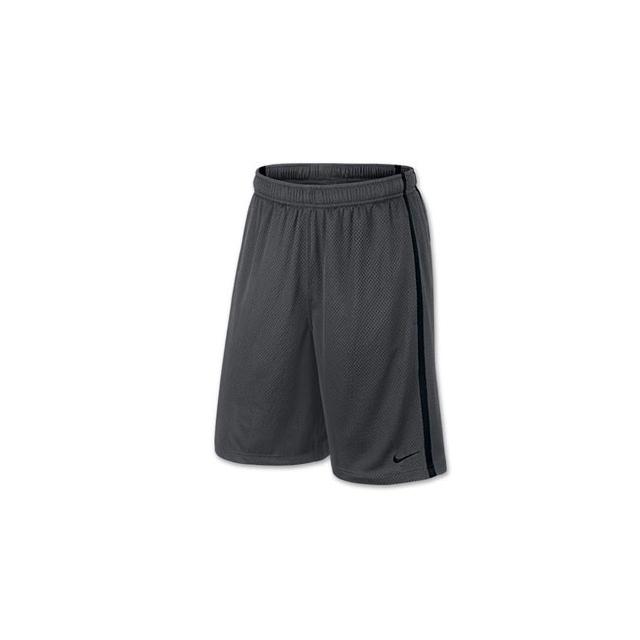 Nike - Monster Mesh Shorts - Men's-Anthracite/Black-L