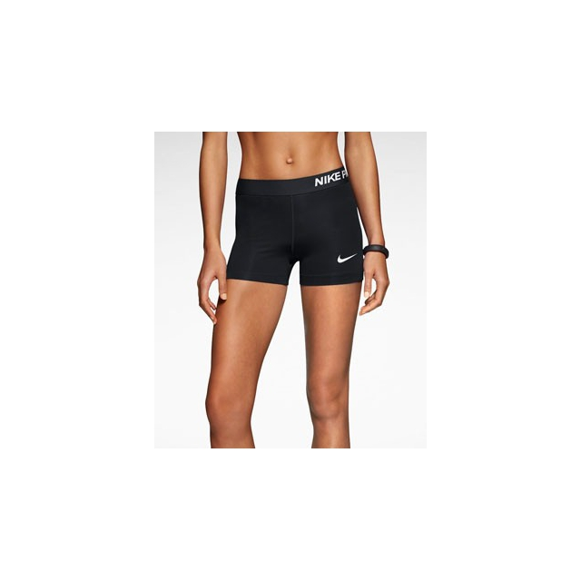 Nike - Pro Shorts - Women's-Black-M
