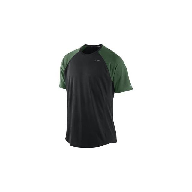 Nike - Dri-Fit UV Miler Short Sleeve Shirt - Men's-S