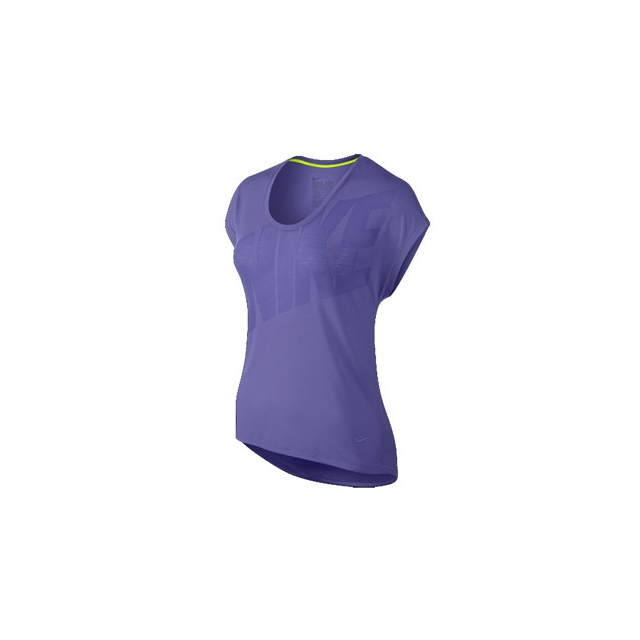 Nike - Boxy Tshirt - Women's-Purple Haze-M/L
