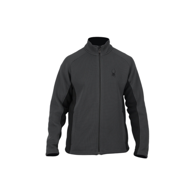 Spyder - Spyder Mens Outbound Half Zip Mid WT Core Sweater
