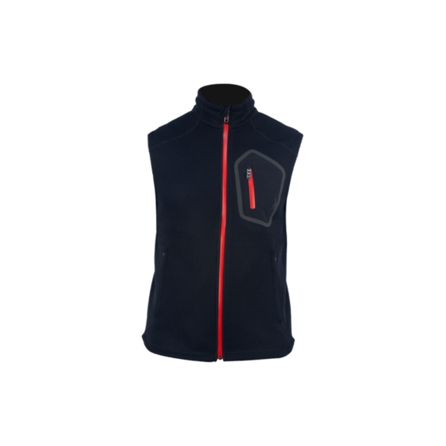 Spyder - Spyder Mens Paramount Full Zip Lt WT Core Sweater Vest