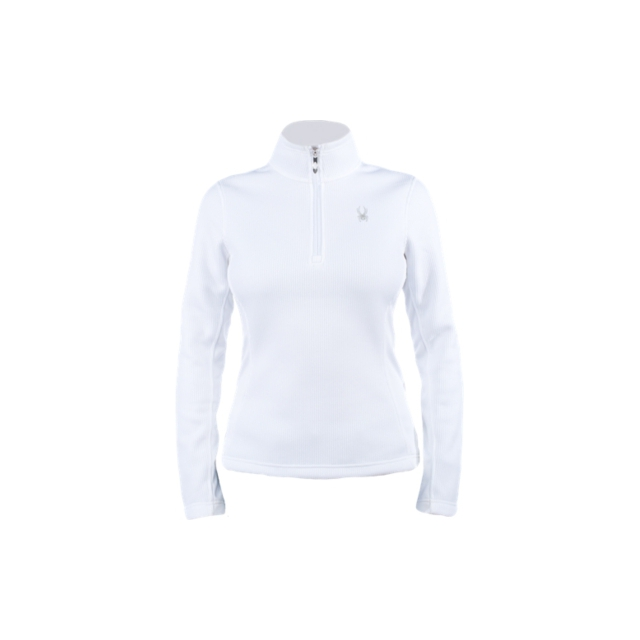 Spyder - Spyder Womens Valor Half Zip Mid WT Core Sweater