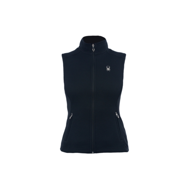 Spyder - Spyder Womens Melody Full Zip Mid WT Core Sweater Vest