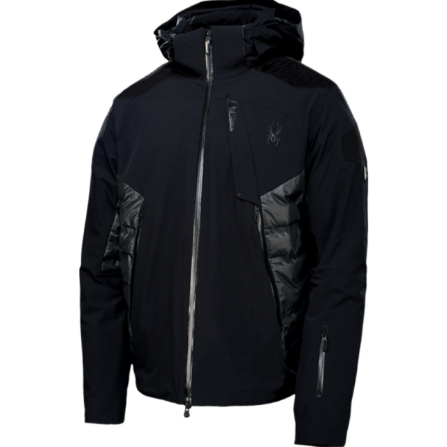 Spyder - Mens Icon Jacket - Closeout Black XL