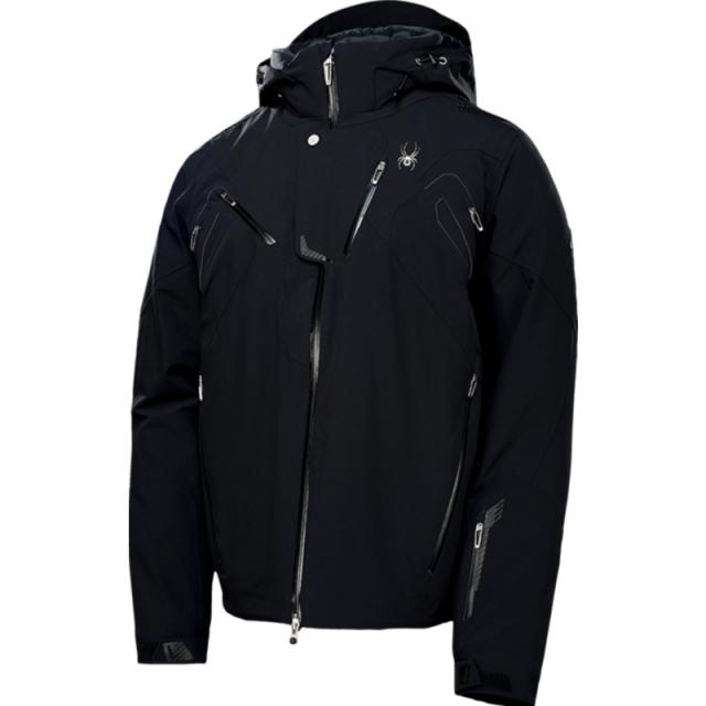 Spyder - Mens Monterosa Jacket - Sale Black/Black/Black XL