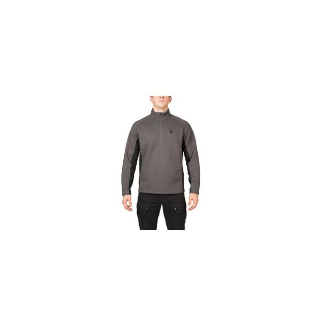 Spyder - Outbound 1/2 Zip Mid Weight Core Sweater - Men's