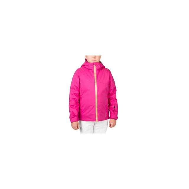 Spyder - Glam Insulated Jacket - Girls - Wild/Edge In Size