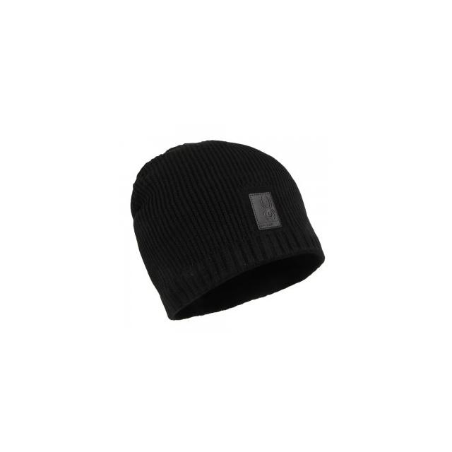 Spyder - Bug Button Hat Men's, Black,