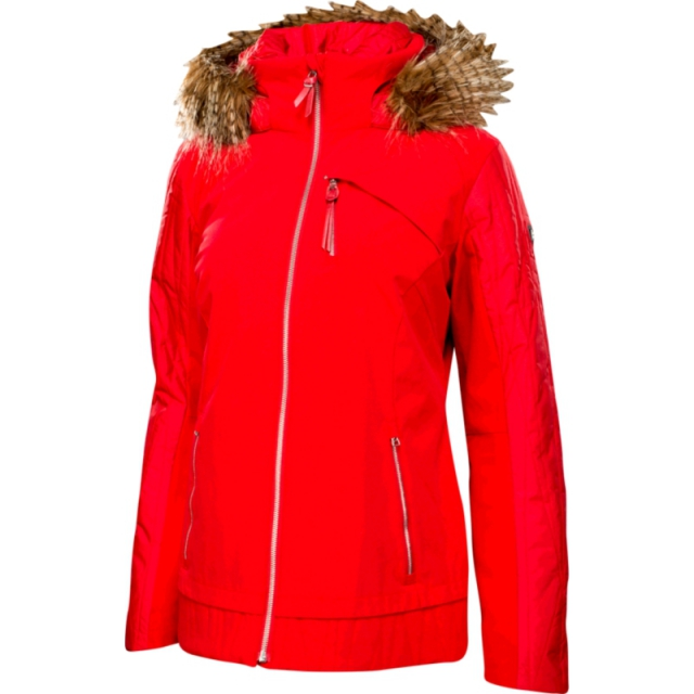 Spyder - Womens Diamond Real Fur - Closeout Vampire 16