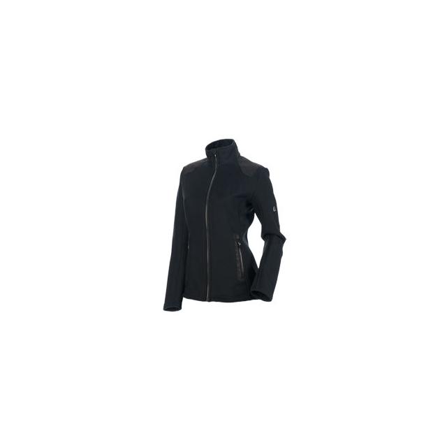 Spyder - Bastille Mid Weight Core Sweater - Women's - Black In Size