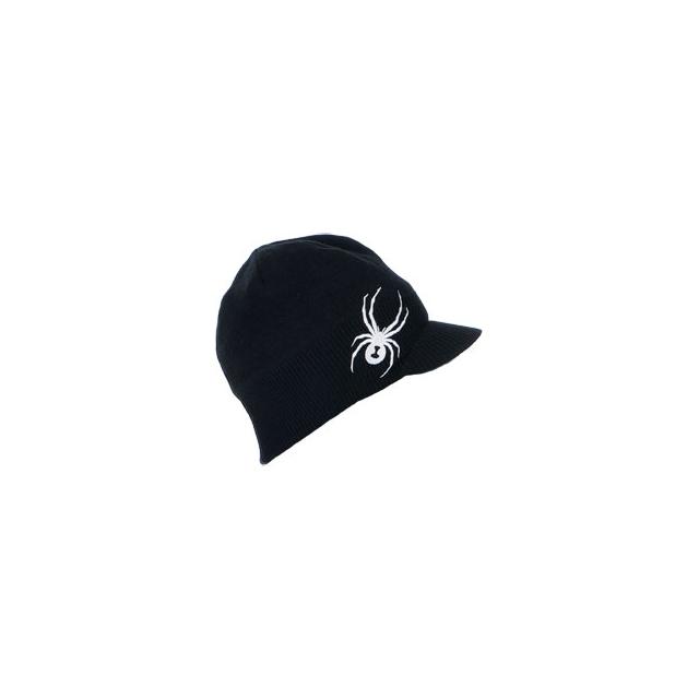 Spyder - Brim Hat - Boy's - Black/White